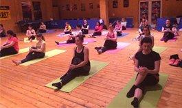 Aerobik a yoga klub Holíč