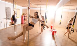 Fit Pole TRX studio