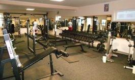 Fitness a relax centrum Sobrance