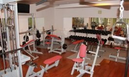 Fitness centrum AQUABELA