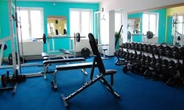 Fitness centrum ESSO