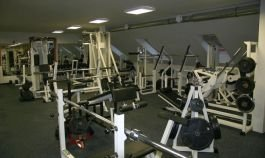 Fitness Centrum TechnoGym