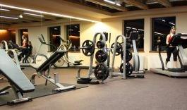 Fitness hotel Prédium