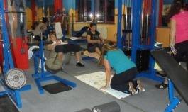 Golem Fitness centrum