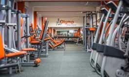 Olymp Fitness centrum