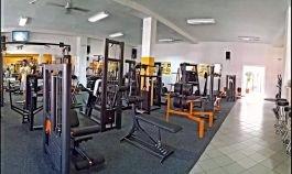 68c5c12fe Opál - posilnovna a fitness Presov