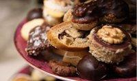 Recept na fitness zdravé cukrovie na Vianoce