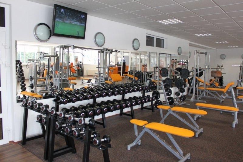 a0db81206 City Gym posilňovňa a fitness centrum Prešov OC Centrum