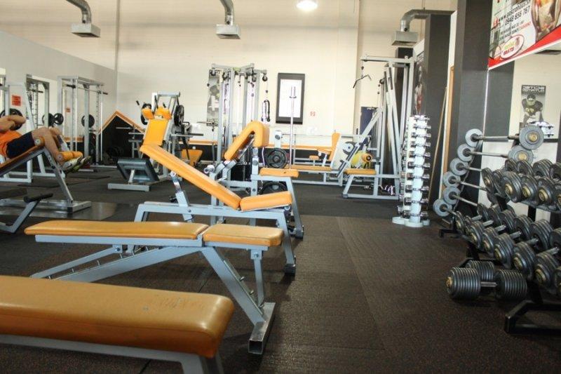 b9e21d5b5 City Gym - posilňovňa a fitness Prešov ZOC Max