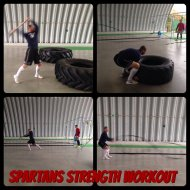 Spartans strenght